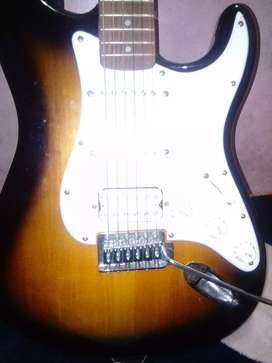 Fender squirt electric guitar