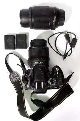 Kamera Nikon D5200 2nd