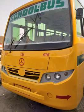 new condition Tata bus 35 +1d