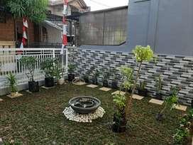 Rumah baru dalam komplek @Bintara dekat pintu toll Becakayu