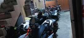 Ktm RC 200 well maintain bike