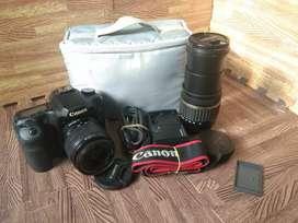 Kmaera Canon  Eos 50D EFS 18-55mm Normal Masih ok ..