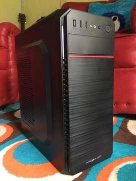 PC Gaming (CPU saja) Intel Core i5 3570 RAM 8GB VGA RX560 2GB