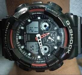 G- shock WR20BAR