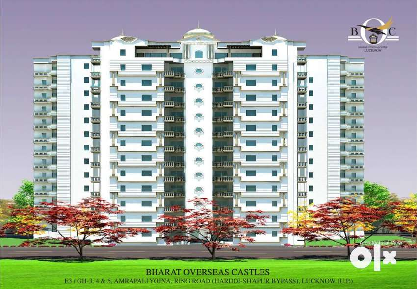 3 BHK Pent House For Sale At IIM Road, Lucknow 0
