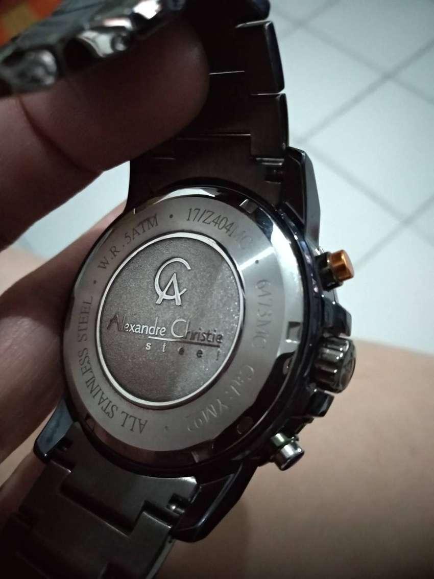 jam tangan alexandre christie 0