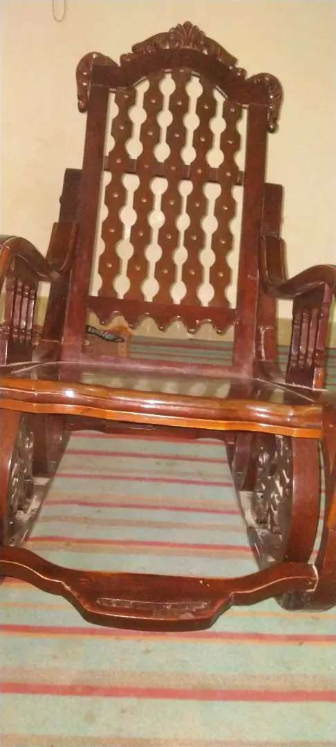 Rocking chair new condition Price almost final