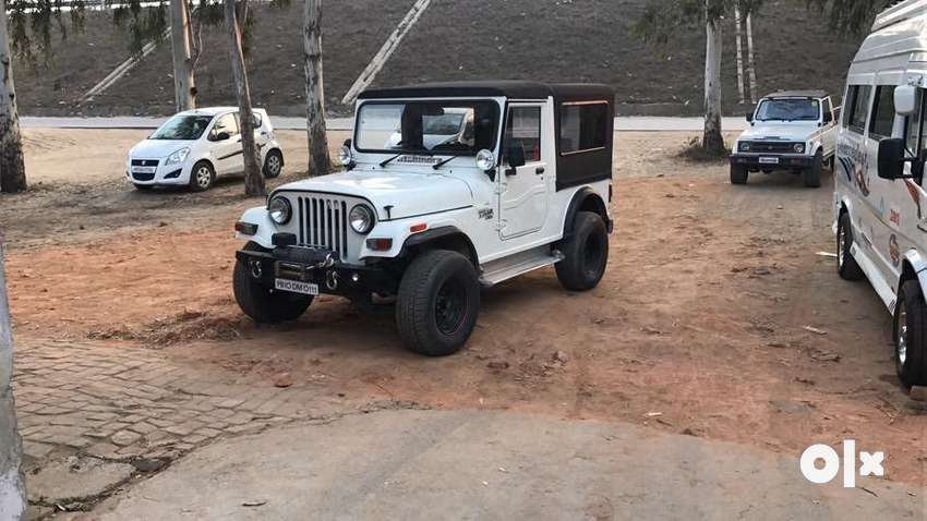Mahindra Thar 2013 Diesel Well Maintained 0