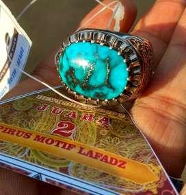 Pirus Persia Lafadz Lillah Badar Perak Juara Kontes