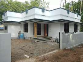 5 cent 950 sqft 3 bhk new build  at paravur thathapally road 200 mtr