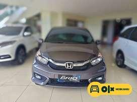[Mobil Baru] ALL NEW HONDA BRIO SATYA DP RINGAN BUNGA RINGAN