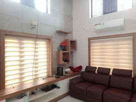 New models of curtains (blinds)(manufacture)