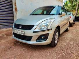 Maruti Suzuki Swift VXi + Manual, 2015, Petrol