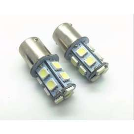 Lampu LED Rem Mobil 1156 13 SMD 5050 5W