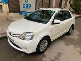 Toyota Etios GD SP, 2013, Diesel