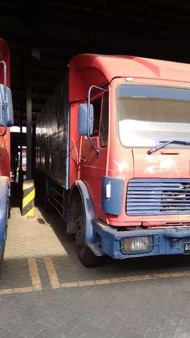 Mercy 917 ex gudang garam (sesi 2)