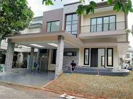 Rumah baru di De Latinos Bsd