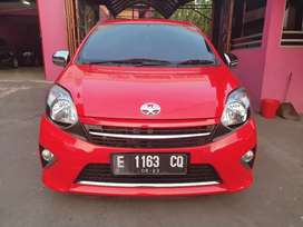 Jual Toyota Agya TRD 2016 Metik ISTIMEWA, Jarang pake KM 35ribu