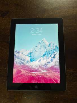 Apple iPad 3rd Gen 64GB Wifi
