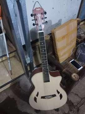 Gitar akustik Taylor t5 new