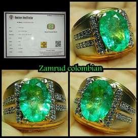 Emerald Berryl (zamrud) colombia
