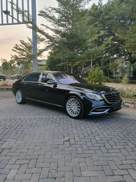Mercedes benz Maybach S 500 face lift