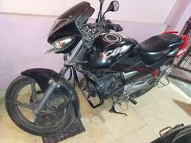 Fully insured Bike with 22k Kms only
