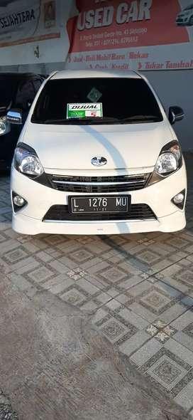 Toyota Agya G TRD Sportivo