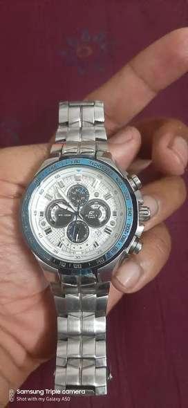 Casio edifice watch