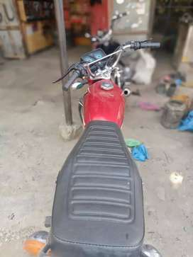 Honda 125 Islamabad number h frach condition h