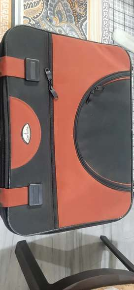 New looking suitcase at very low price