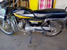 It is in good running condition