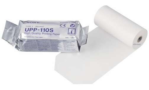 Sony Ultrasound Printers Thermal Paper (UPP-110S))