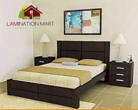 Discount offer King beds and side