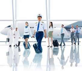 Airline - Airports Huge Recruitment Full Time Jobs
