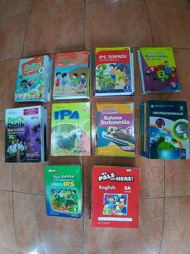 Jual Buku Pelajaran SD dan SMP