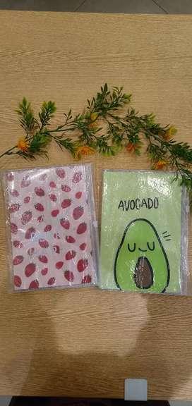 PVC Cover Memo Book