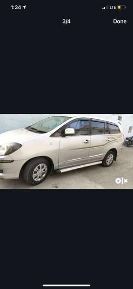 Toyota Innova 2011 Diesel Good Condition
