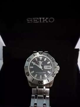 Seiko SNZF83K1 not monster, tuna, king