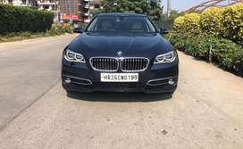 BMW 5 Series 520d Luxury Line, 2015, Diesel