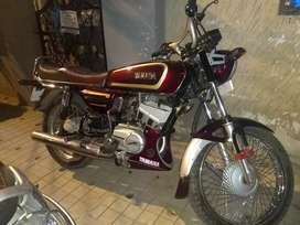 Yamaha rx135 in mint condition