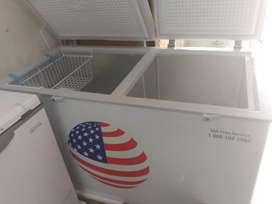 Deep freezer visit cooler Combi unit
