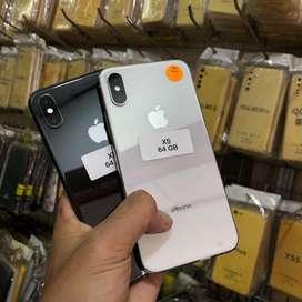 Iphone xs 64Gb lcd ori jadi truetone on bosku