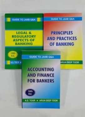 Jaiib workbook set