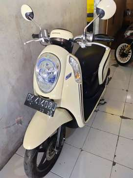Scoopy th 2015 pajak on mesin normal DARMA MOTOR