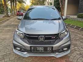Mobilio RS CVT 2018 Low km istw bs kredit