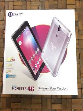 "Dany  Monster 4G (7"",Quad Core,2Gb Ram,16Gb Rom,2200Mah)"