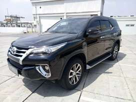 Toyota VRZ double disk 2017 hitam automatic