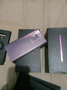 Samsung note 9 6/128gb