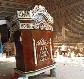 mimbar masjid laku jati
